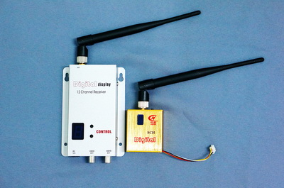 1 VDO TX+RX 1.2 Ghz 800mW