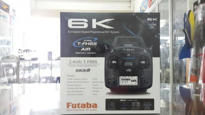 1 Futaba T6K