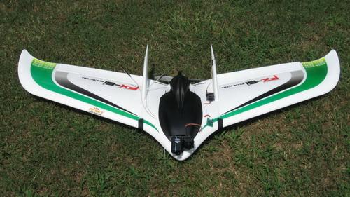 1  PHANTOM FX-61 WINGSPAN 1.5 M