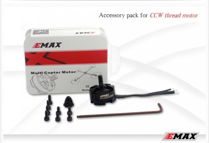 1 EMAX Multicopter Motor MT2204 KV2300 ( CCW )