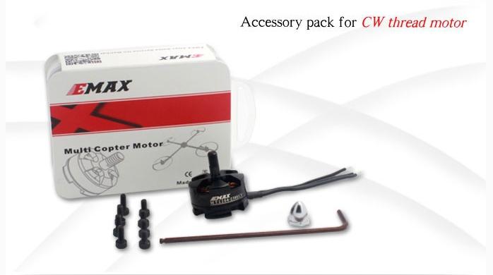 1 EMAX Multicopter Motor MT2204 KV2300 ( CW )
