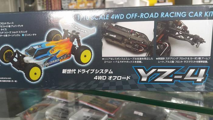 2 YZ-4 1/10 ไฟฟ้า