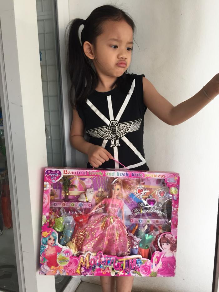 1 ชุดตุ๊กตา