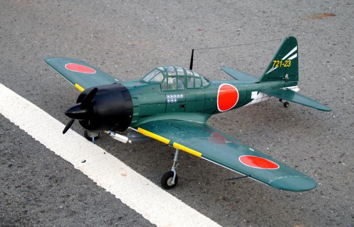 1 Zero A6M5  ( Green )