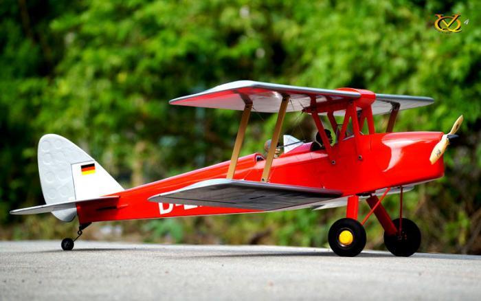 1 Tiger Moth