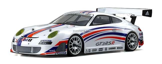 1 Kyosho Fazer GP Porsche 911 Nitro Touring Car