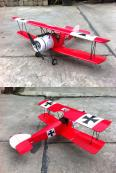 Sopwith Camel MEM MODEL